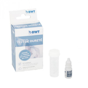 Test de dureté TH - BWT