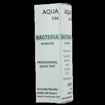 Test bactéries
